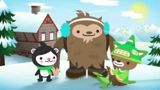 Meet the Vancouver2010 mascots