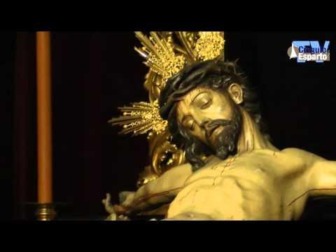 Besapiés al Santísimo Cristo de la Salud de San Bernardo