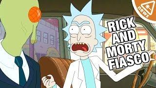 Rick & Morty Fans' Meltdown Over McDonald's Szechuan Sauce! (Nerdist News w/ Jessica Chobot)