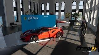 "The Crew 2 | April Update ""Hot Shots"" | Part 6 - Ferrari 488 Pista"