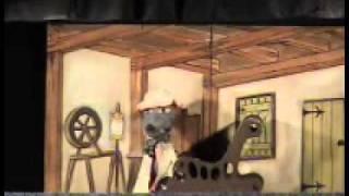 Piroska és a farkas - Kalamajka Bábszínház