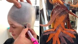 11 New Haircut and Color Transformation | Amazing Hairstyles Compilation 2019