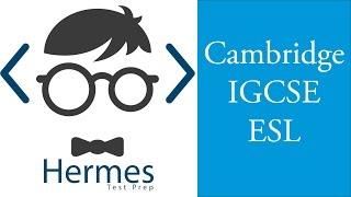 Cambridge IGCSE ESL Course: Email Writing Exercise 6 May/June 2016 V1
