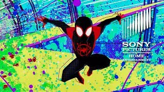SPIDER-MAN: INTO THE SPIDER-VERSE: Now on Blu-ray & Digital!