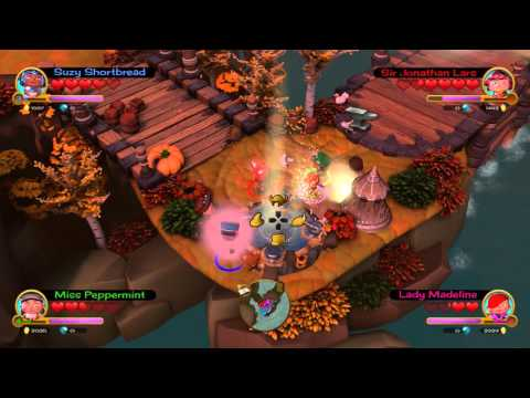 Fat Princess Adventures | Sadece PS4'te