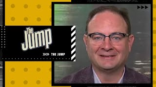Woj says 76ers are looking for a 'James Harden-type package' for Ben Simmons   The Jump