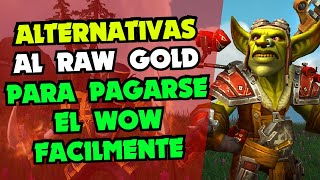 🔴 ALTERNATIVAS AL ORO SIN LA SUBASTA RENTABLES ( RAW GOLD ) - FARMERS DE AZEROTH - DANTAES