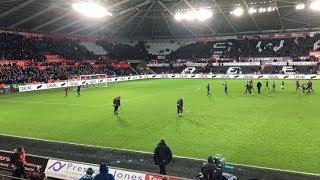 Swansea 0-4 Man City   David Silva really is Merlin!