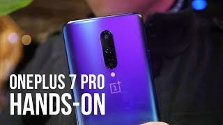 OnePlus 7 Pro hands-on: Full of surprises