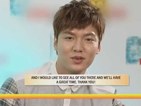 Why Lee Min Ho loves Pinoy fans