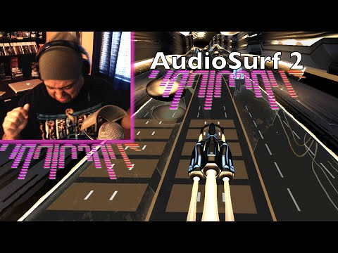 MY OWN MUSIC IN THIS SH#T! [AUDIOSURF 2]
