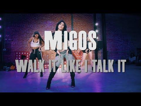 Walk it Like I Talk it | Migos | Brinn Nicole Choreography