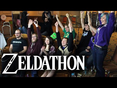 Zeldathon is a live-streamed gaming marathon that gives 100% of all donations to charity. The 16th semiannual marathon will begin June 17th, 2016 at 4 PM Eastern Time on Twitch. Its goal is to raise $200,000 for the medical aid organization Direct Relief. Learn more at http://zeldathon.net/