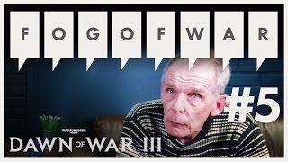 Dawn of War III - Fog of War #5: Szinkronszínészek