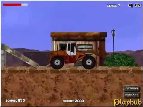 Bulldozer Mania The Game Bulldozer Mania Level 7 World