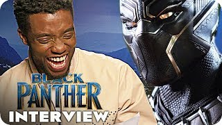 Black Panther Cast Auditions for Marvel Movies - Black Panther Movie Interviews