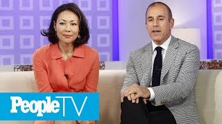 Ann Curry Says She Reported Matt Lauer For Sexual Harassment In 2012 | PeopleTV