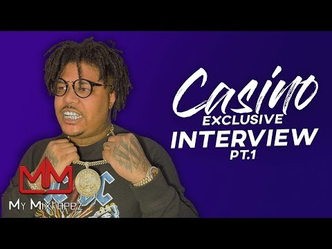 Casino - FreeBandz CEO talks how he started rapping, growing up in Kirkwood and more [Part 1]