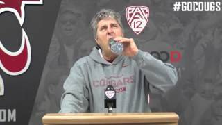 Mike Leach Press Conference 10/17