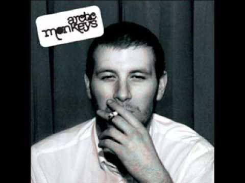 07- Arctic Monkeys - Riot Van - Hq Sound+Lyrics