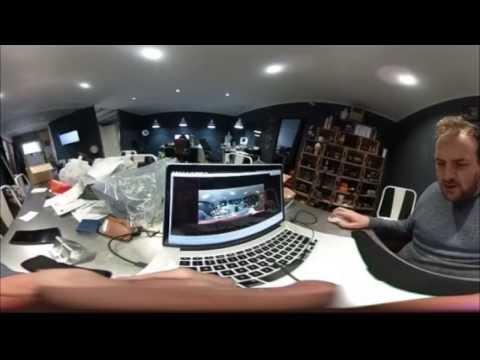 Ricoh Theta S Live Stream Test #2