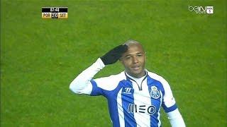 اهداف مباراة بورتو و فيتوريا سيتوبال 4-0 الدوري البرتغالي الممتاز 2014