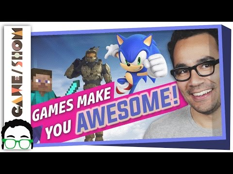 23 Ways Gaming Makes You a Better Person | Game/Show | PBS Digital Studios