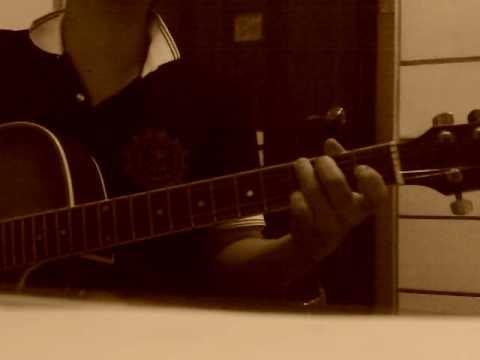 王力宏 两个人并不等于我们 Guitar playing