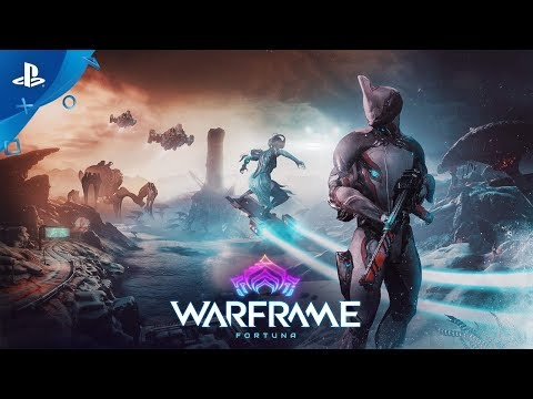 Warframe Trailer