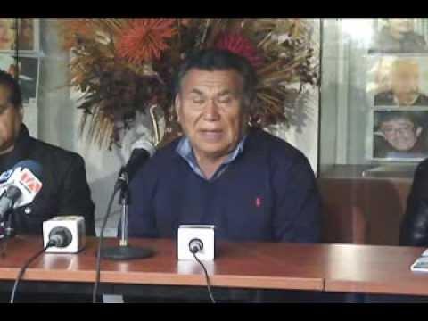 Rueda de Prensa de Los Kjarkas y Chila-Jatun - Quito Ecuador