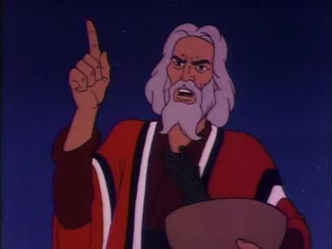 Rajzfilm a Bibliából - Mózes