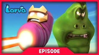 LARVA - LAR-VENGERS | Cartoon Movie | Cartoons For Children | Larva Cartoon | LARVA Official
