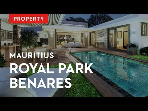 Mauritius - Royal Park - Benares semi detached townhouses