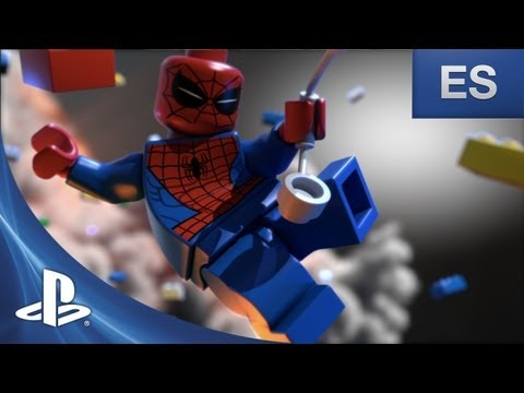 LEGO® Marvel Super Heroes™ | PS4™ Trailer