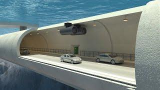 Perché I Norvegesi Stanno Costruendo Un'autostrada Sottomarina Dal Costo Di 47 Miliardi Di Dollari?