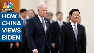 Here's how China views the Joe Biden administration