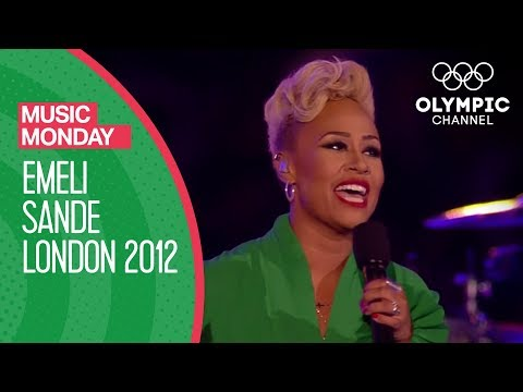 Emeli Sande London 2012 Performance | Music Monday
