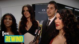 "Kim Kardashian at the ""KUWTK"" Series Premiere: Rewind | E! News"