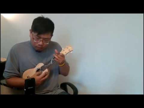 雞湯的烏克麗麗鍋:經典民歌~楊芳儀& 徐曉菁《聽泉》Ukulele Low G Solo