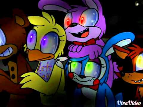Survive the night fnaf 2 song nightcore by chibi musica movil