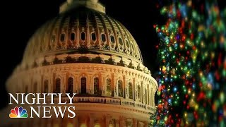 Government Stuck In Shutdown Stalemate Over Border Wall Funding | NBC Nightly News