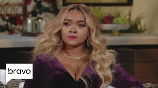 Married to Medicine Reunion, Part 2: Andy Cohen Confronts Quad Webb About Her Accusations | Bravo