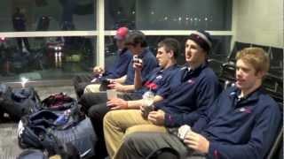 USA Hockey U18 Road Trip to UNH and Merrimack