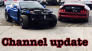 Channel Update Goonzquad Brought me their zl1