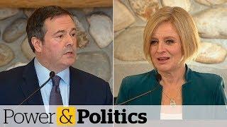 Will the economy or the 'kamikaze' controversy dominate the Alberta campaign?   Power & Politics