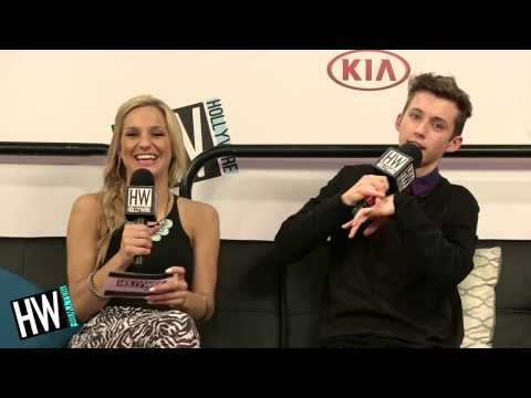 Troye Sivan Reveals Celebrity Crush & Secret Talent In Hilarious Interview!