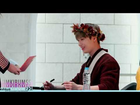[4K] 171021 TAEMIN The 2nd Album [MOVE] 발매기념 사인회 (잠실)