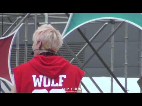 20130701 EXO HK Dome Festival 365 Sehun focus