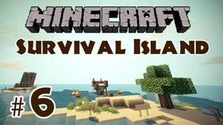 Minecraft Survival Island: Part 6 - Perfect Storm