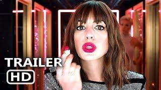 AS TRAPACEIRAS Trailer Brasileiro LEGENDADO (2019) Anne Hathaway, Rebel Wilson